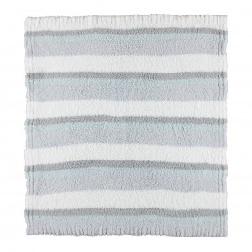 Barefoot Dreams - Multi Stripped Stroller Blanket
