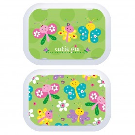 Yubo Butterfly Trio Faceplate!