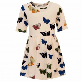 Mini Rodini - Butterflies Dress