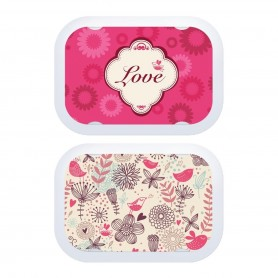Yubo Love Birds Faceplate!