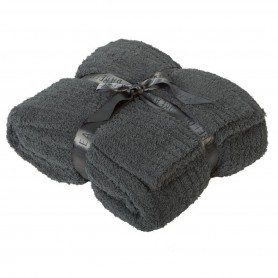 Barefoot Dreams - Cozychic Ribbed Q/k Blanket