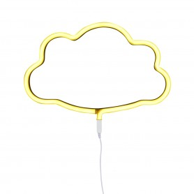 A Little Lovely - Neon Light  Cloud Yellow