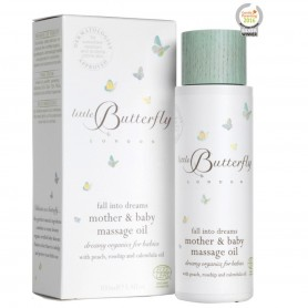 Little Butterfly - Mother & Baby Massage Oil