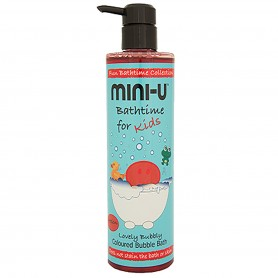 Mini-U - Bubble Bath 500ml