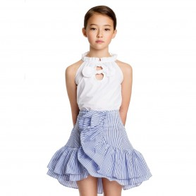 Airfish - Top and Skirt