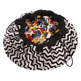 Play & Go - Storage Bag Zigzag