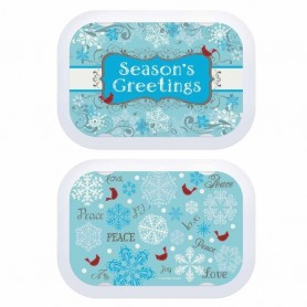 Yubo Seaons Greetings Faceplate!