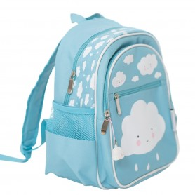 A Little Lovely - Backpack Cloud Blue
