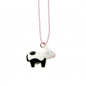 Pop Cutie - Pets Cow Necklace