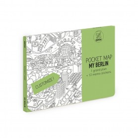 OMY - Pocket Map Berlin