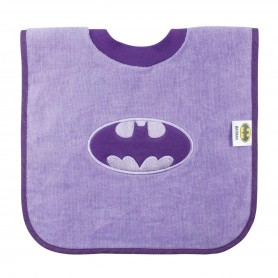 Bumkins - Batman Pullover Bib-Purple