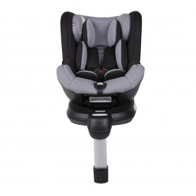 Mountain Buggy - Safe Rotate Carseat Black/Silver