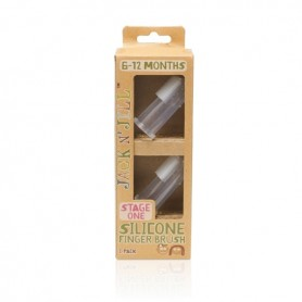 Jack n' Jill - Silicone Finger Brush