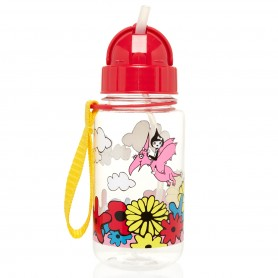 Zip and Zoe - Drinking Bottle with Straw