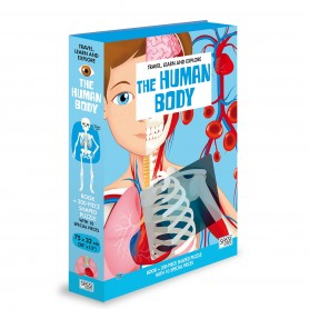 Sassi Junior  - Human Body Puzzle
