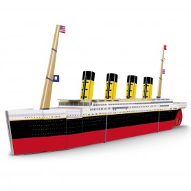Sassi Junior  - Build The Titanic 3D