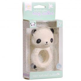 A Little Lovely - Teething Ring Panda