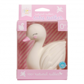 A Little Lovely - Teething Toy Swan