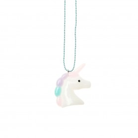 Pop Cutie - Unicorn Rainbow Necklace