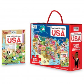 Sassi Junior  - USA Book & Puzzle