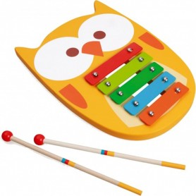 Scratch - Xylophone Owl Lou